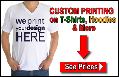 T Shirt Printing Maldon Essex Custom | Go Printer